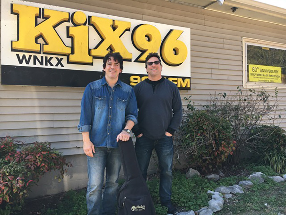 Radio show with Nashville multi-instrumentalist Ross Walters