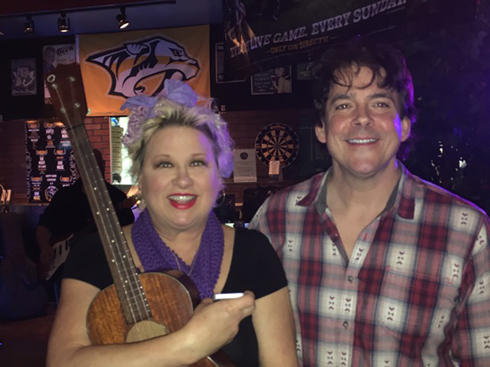 After a gig with SNL alum Victoria Jackson