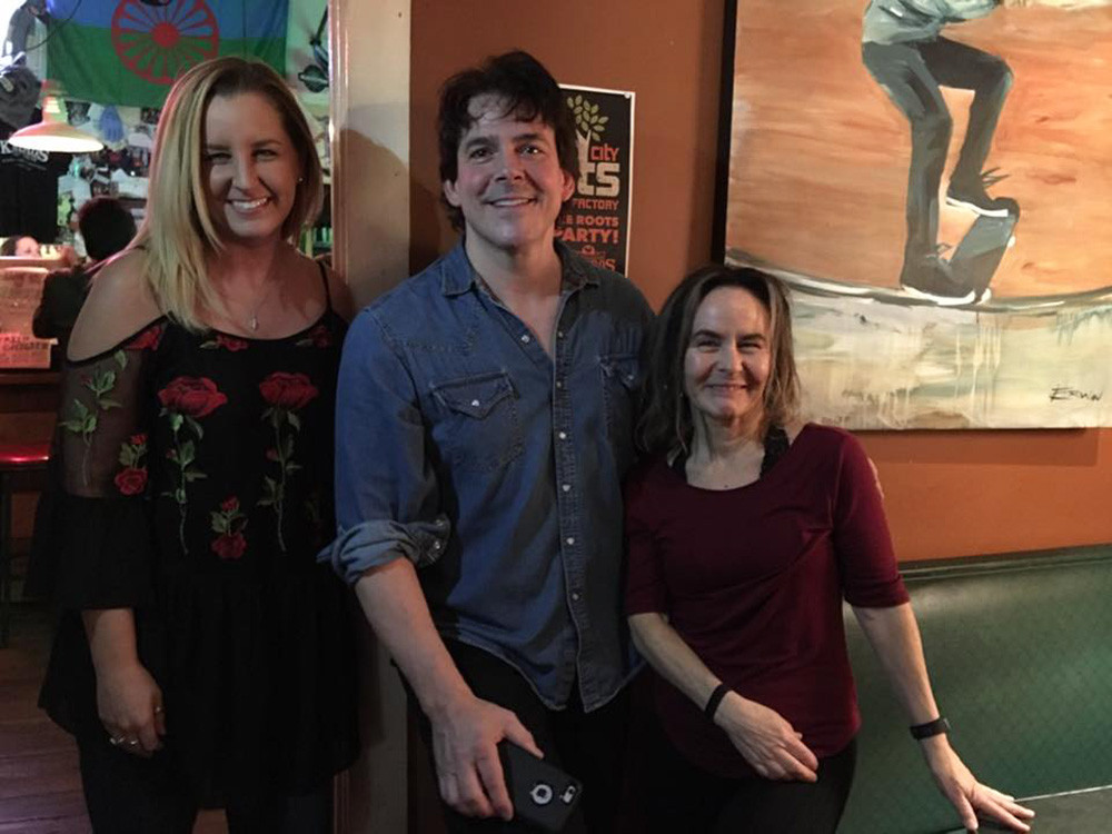 Backstage with Mary Lynne and Beth Sass - Franklin,TN