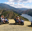 Quad Bike Tour in Sierra de las Nieves N