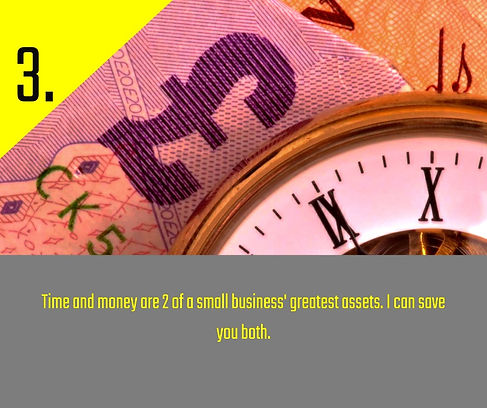 Limited Business Accountant - Saving Time