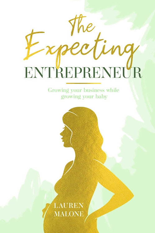 The Expecting Entrepreneur Paperback