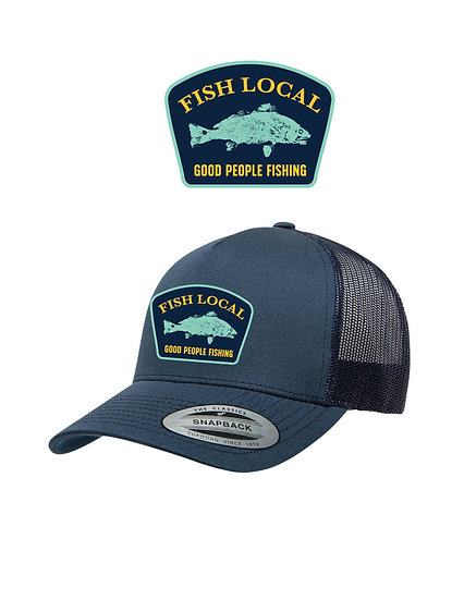 Fish Local Hat