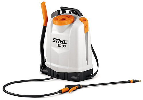 SG 71 High Capacity for Longer Spraying Times