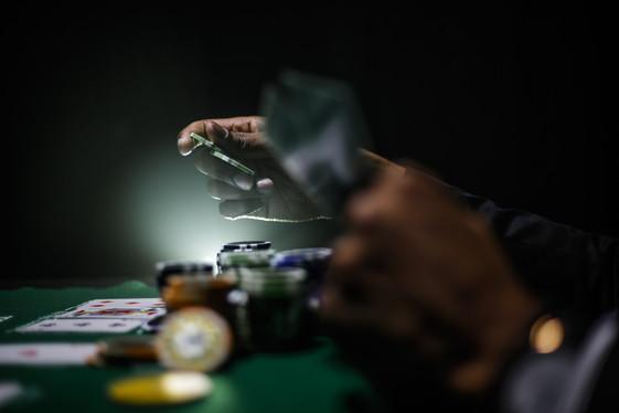 Glücksspiel im Casino