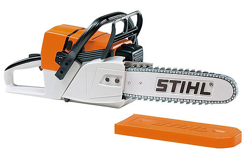 Battery-Operated Toy Chain Saw