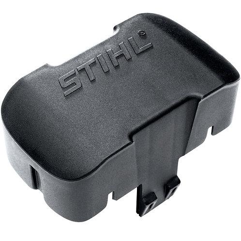 Cover for battery slot