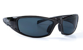 VisionMAX Safety Glasses - Smoked