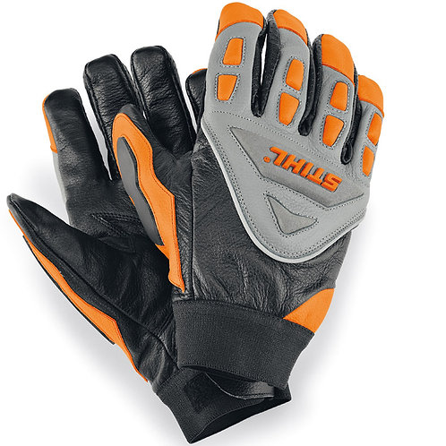 ADVANCE Ergo FS Safety gloves - professional without cut protection, full-grain