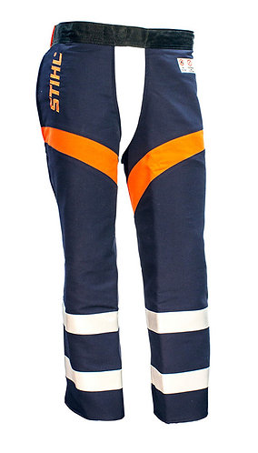 Government & Utility Protective Chaps - Navy