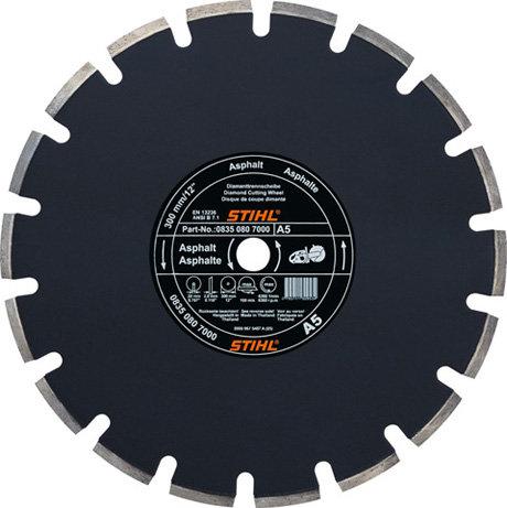 Diamond cutting wheel - Asphalt (A)
