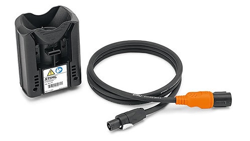 Connecting cable with AP adapter