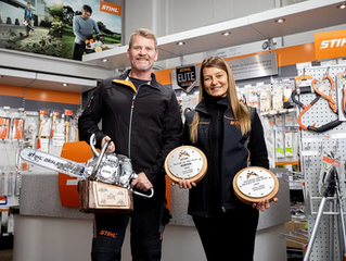 We're Back! What's new at STIHL Shop Stanmore