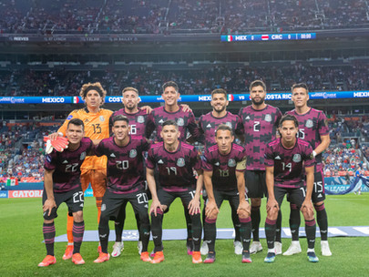 Mexico Survives on Penalties