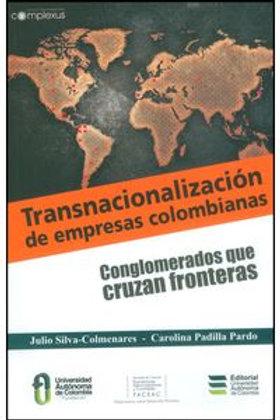 Transnacionalización de empresas colombianas. Conglomerados que cruzan fronteras