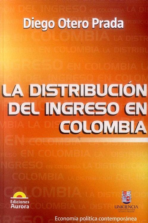 La distribución del ingreso en Colombia