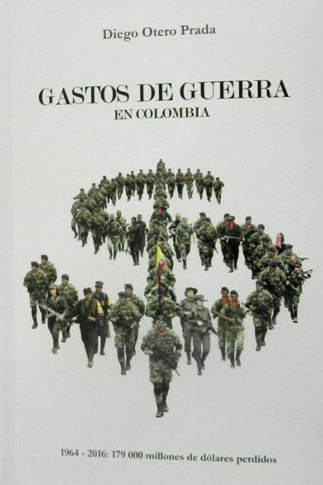 Gastos de guerra en Colombia