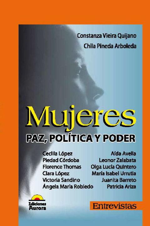 Mujeres. Paz, política y poder