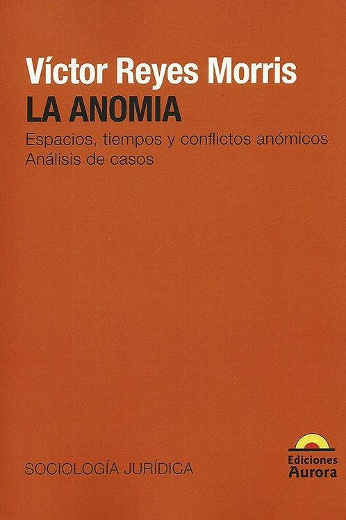 La anomia. Espacios, tiempos y conflictos anómicos