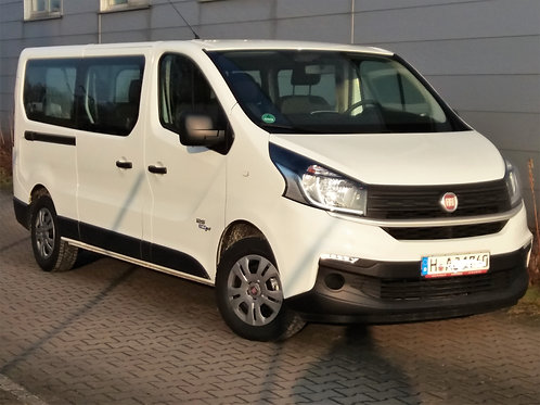 Hotel Shuttle 1-7 Persons Hannover Airport - Hotel (Plz 30159-30880)