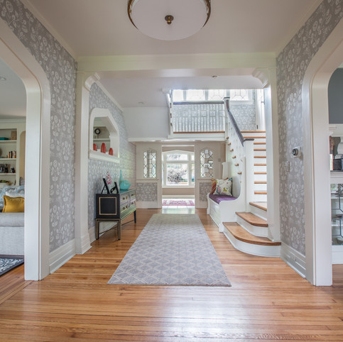 Light and Airy Craftsman