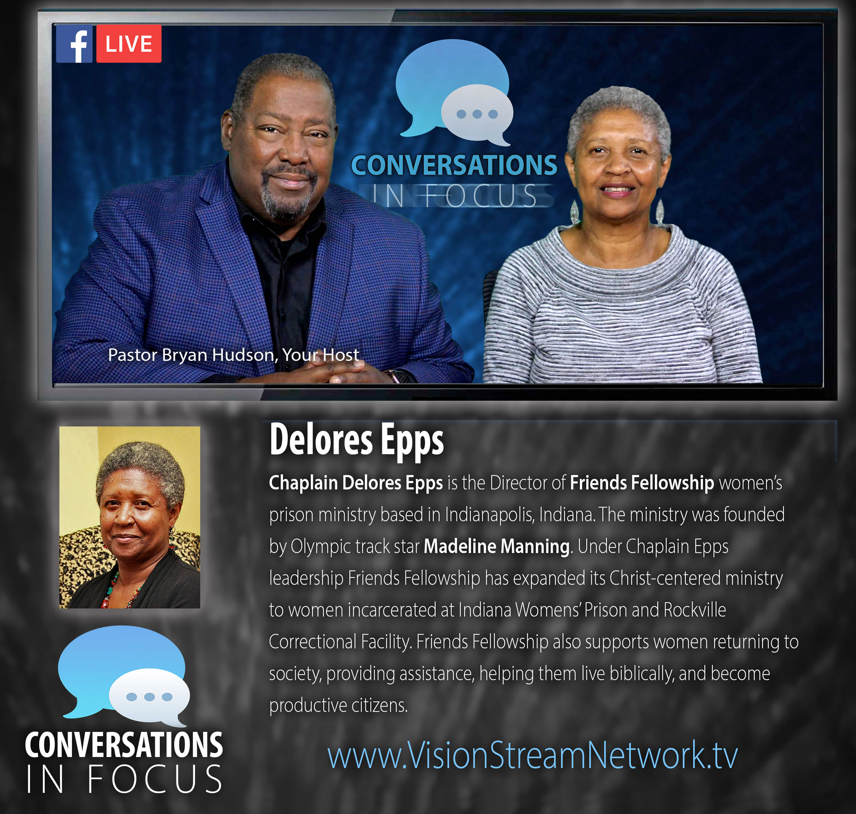 Chaplain Delores Epps