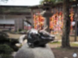 Oxes at Dazaifu.jpg