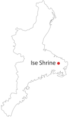 Map of Mie