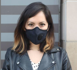 MASQUE ANTI POLLUTION / MICROFIBER FILTERING MASK