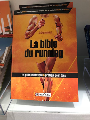"Livre ""La Bible du Running"" Ed Amphora"