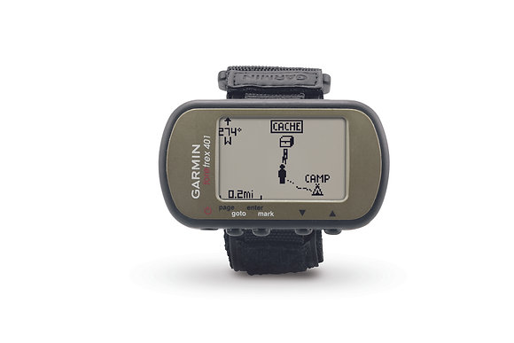 GPS FORETREX 301 by Garmin