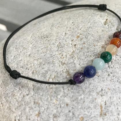 Bracelet Cordon 'Chakra'