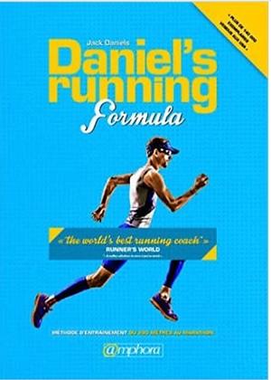 "Livre ""Daniels'running Formula"" Ed Amphora"
