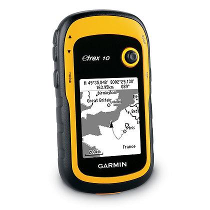 GPS ETREX 10 by Garmin