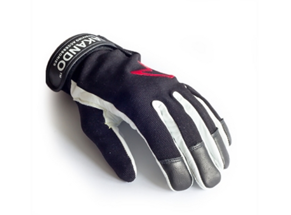 GANTS PARA CUIR ET KEVLAR / SOFT LEATHER AND KEVLAR GLOVES