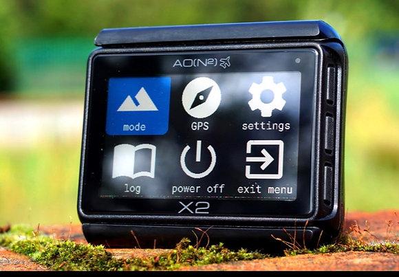 ALTIMÈTRE DIGITAL NOUVELLE GÉNÉRATION X2 AVEC GPS de AON2