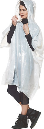SET DE PLUIE PONCHO / EMERGENCY RAIN WEAR
