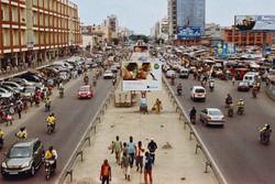 centre ville de cotonou