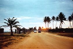 Cotonou sunset