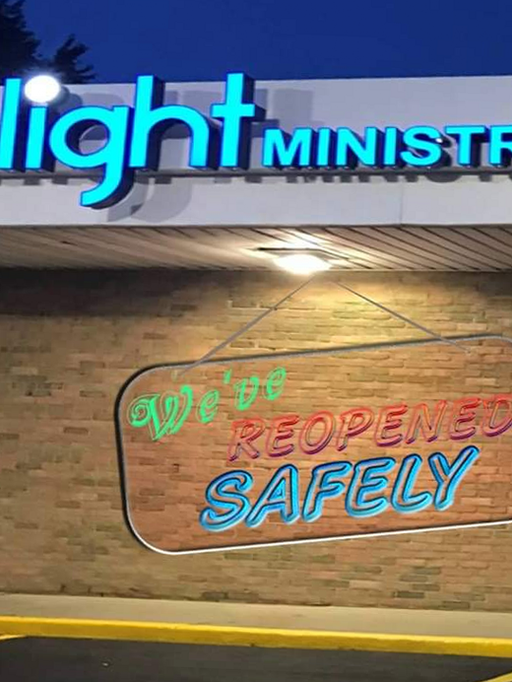 the light sign with address.png