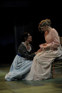 Jane in Pride and Prejudice at Orlando Shakespeare Theater  Photo by Tony Firriolo