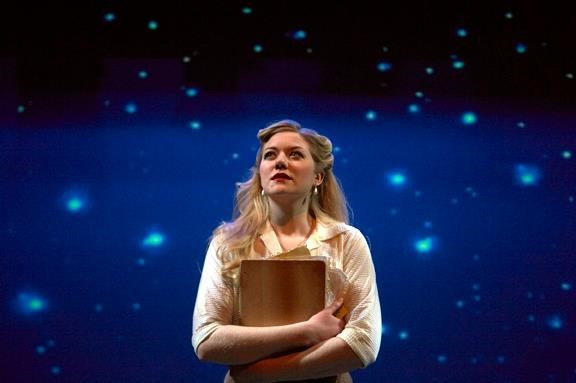 Myra in Hidden Tennessee at Portland Stage Company  Photo by Darren Setlow
