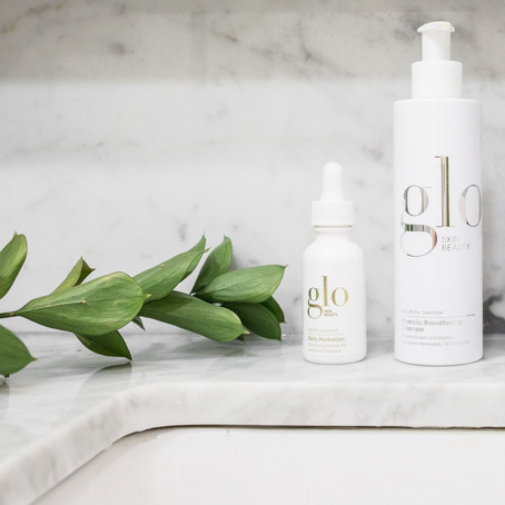 At Home Skincare with GLOW Beauty Bar