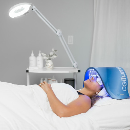 LED Facials- The Perfect Add-On to Your Basic Facial