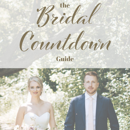 Beauty Bridal Countdown