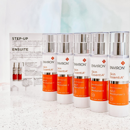 Guest Blog: The Science Behind Environ & The Importance of Vitamin A