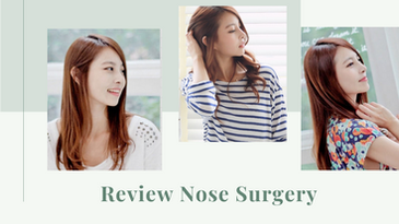 รีวิวศัลยกรรมจมูก NoseSurgery