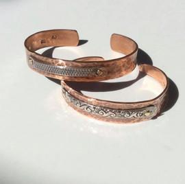 Bowman Copper Bracelets