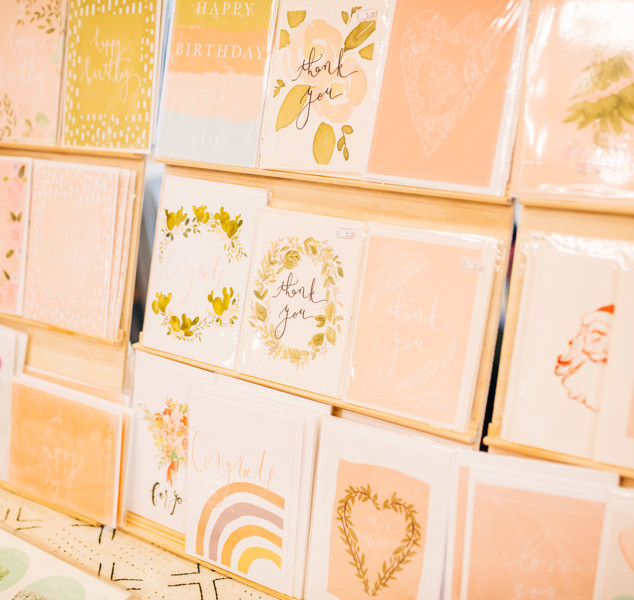 handmade cards art prints stationary for sale at boerne handmade market