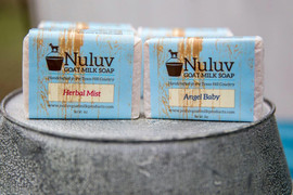 Nuluv Goat Milk Products